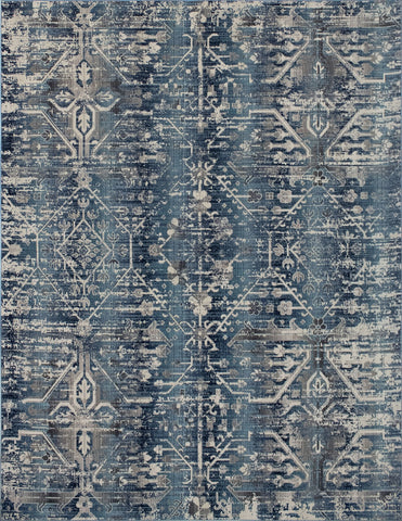 Webster Hunter Blue Rug