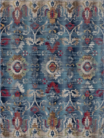 Webster Rolland Blue Rug