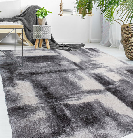 Lux Walsh Charcoal Rug