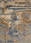 "Sophia Sulu Grey/Brown Rug, 8'10"" x 12'3"""
