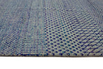 "Sophia Arlyn Grey/Blue Rug, 7'10"" x 9'4"""