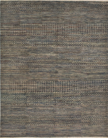 "Sophia Marva Green/Charcoal Rug, 8'0"" x 10'0"""