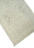"Yousafi Kingston Beige/Brown Runner, 2'7"" x 9'10"""