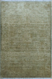 "Yousafi Caliope Grey/Lt. Brown Rug, 2'1"" x 3'0"""