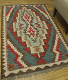 "Sangat Jaelyn Lt. Brown/Ivory Rug, 3'4"" x 5'1"""