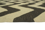 "Winchester Aim Ivory/Brown Rug, 6'7"" x 9'8"""