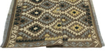 "Sangat Sybil Brown/Ivory Rug, 3'5"" x 4'10"""