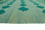 "Winchester Antarah Lt. Blue/Turquoise Rug, 4'11"" x 6'8"""