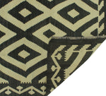 "Winchester Aulo Ivory/Black Rug, 4'10"" x 6'8"""