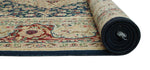 "Wali Sparrow Beige/Red-Rust Rug, 8'2"" x 9'10"""