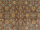 "Wali Bedia Red/Red Rug, 9'11"" x 14'5"""