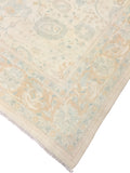 "Sun-Faded Babak Ivory/Rust Rug, 8'11"" x 12'2"""