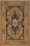 "Sun-Faded Maliah Rust/Blue Rug, 6'0"" x 8'10"""