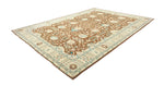 "Sun-Faded M06 Lt. Brown/Ivory Rug, 10'0"" x 13'7"""