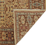 "Ankara 308 Ivory/Brown Rug, 7'11"" x 10'8"""