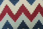 "Winchester Angelyn Ivory/Blue Rug, 6'4"" x 9'1"""