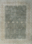 "Wali Abusan Grey/Beige Rug, 9'8"" x 12'11"""