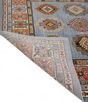 Karabag Lindy Blue Rug