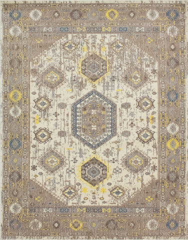 Sapphire Francisca Ivory Rug