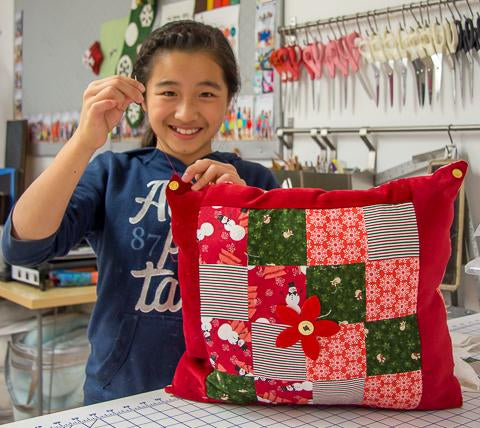 sewnow! In-Person Holiday Gifts Class