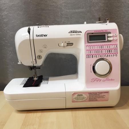Floor Model Brother Sewing Machine - NS40e