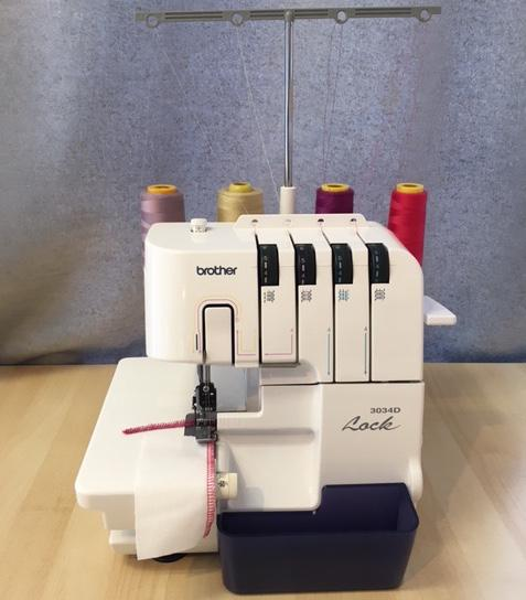 Floor Model Brother Serger - 3034D