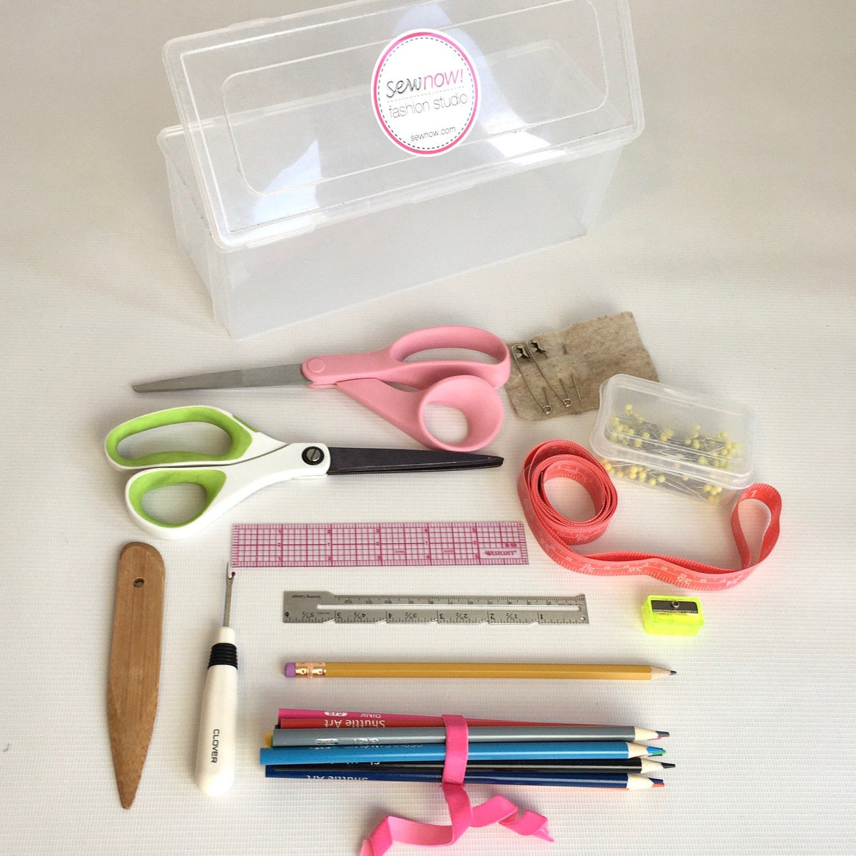 Sewing Essentials Tool Kit - Used
