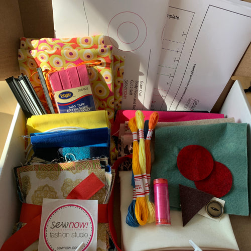 Sketch and Sew Supply Kit #2