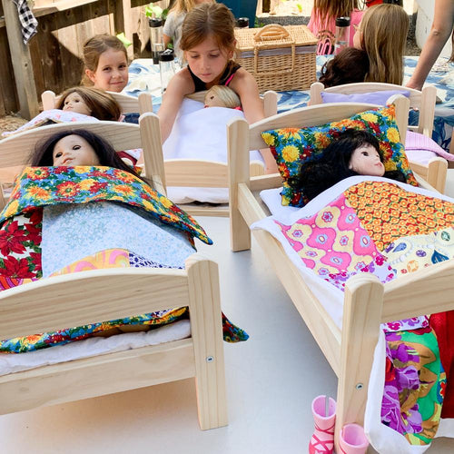 Juniors' Intermediate Doll Bed Class