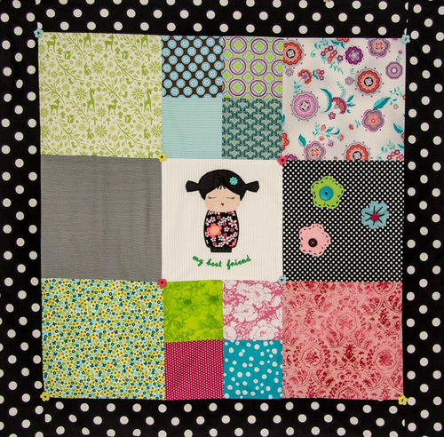 Juniors' Intermediate Quilt Class