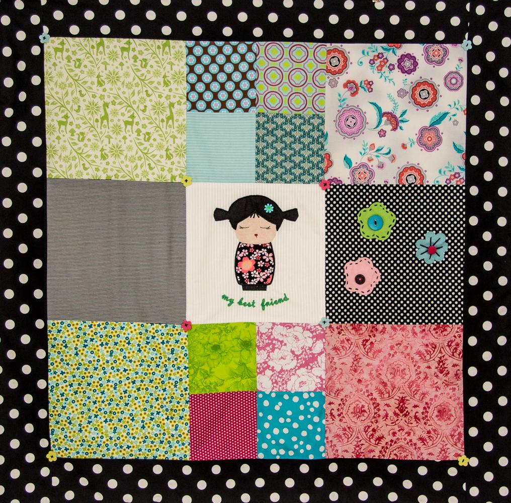 Juniors'  In-Person Class Quilting