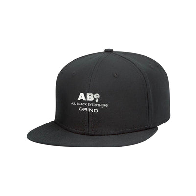 "Grind "" All Black Everything "" Snapback"