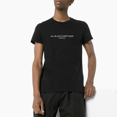 "Grind "" All Black Everything "" Tee"