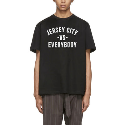"Grind "" Jersey City vs. Everybody "" Tee"