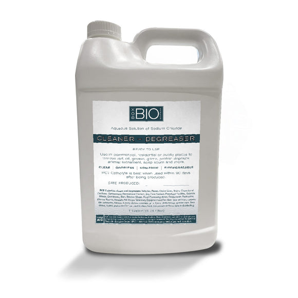 1 Gallon Cleaner-Degreaser