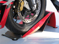 Motorcycle Wheel Chock - for safe and easy bike transport