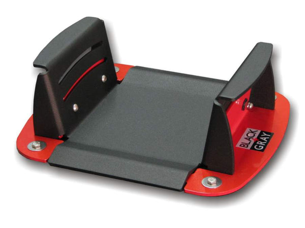 Rear Wheel Chock – durable powder-coated aluminum