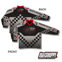 CJR-1: Off-Road Jersey