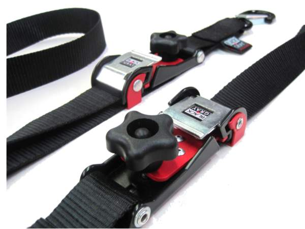 Motorcycle Tie-Down Strap – 500lb working load limit