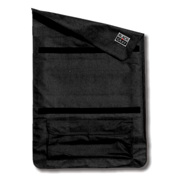 Heavy-duty nylon storage bag for all BLACK+GRAY Pit Boards