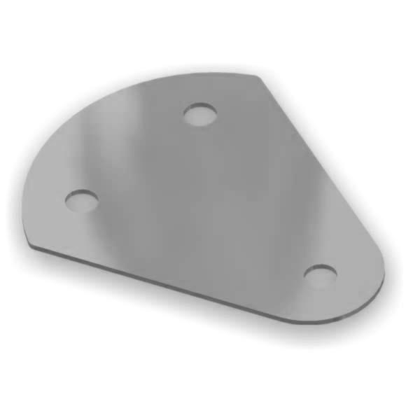 Steel Reinforcement Plate for Ultimax Tie-Down Anchors