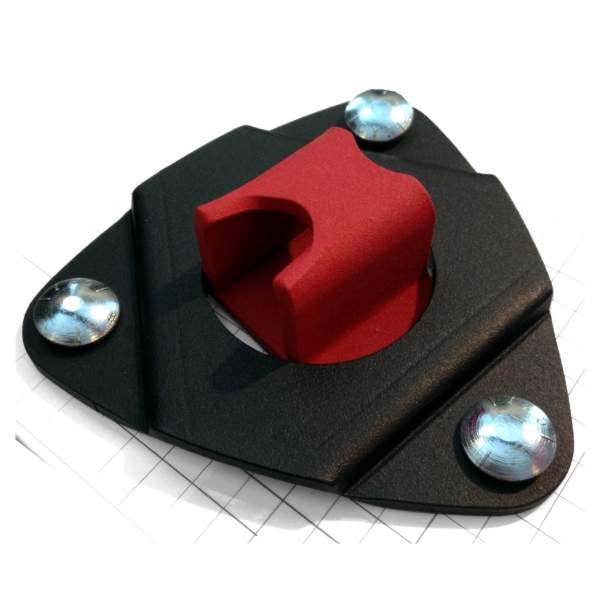 Strong Tie-Down Anchor for motorcycles and cargo