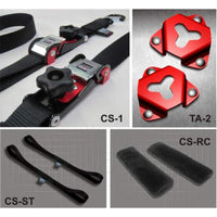 Cargo Transport Kit - tie-down anchors and tie-down straps