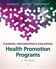 Planning, Implementing and Eval Hlth by Mckenzie - Flipthatbook