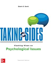 TAKING SIDES: PSYC ISSUES BY GANTT - Flipthatbook