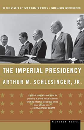 IMPERIAL PRESIDENCY BY SCHLESINGER - Flipthatbook