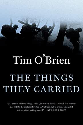 THINGS THEY CARRIED BY O'BRIEN - Flipthatbook