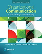 ORGANIZATIONAL COMMUNICATION BY MODAFF 4TH EDITION - Flipthatbook