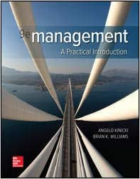 MANAGEMENT HARDCOVER TEXT ONLY BY KINICKI - Flipthatbook