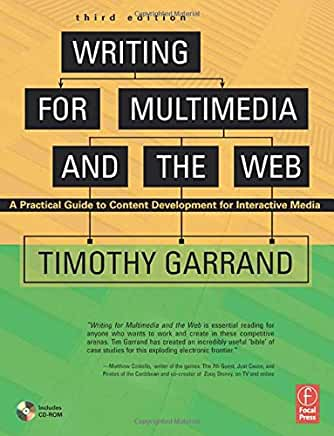 WRITING FOR MULTIMEDIA AND THE WEB W/ CD BY GARRAND - Flipthatbook